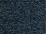 Solid Navy Blue Runner Rug 2 7 X 6 7 solid Gabbeh Runner Rug