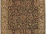 Solid Sage Green area Rug Chandra Kamala Kam1525 Brown Rust Beige Sage Green