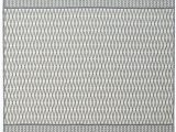 Sonoma Goods for Life area Rugs Gray Reversible Border area and Throw Rug