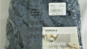 "Sonoma Goods for Life Ultimate Bath Rug Nip sonoma Goods for Life Ultimate Contour Bath Rug 20"" X 24"" Blue"