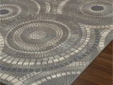 Spiral Medallion Gray area Rug Pin On Rugs