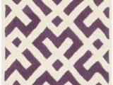 Sweet Jojo Designs area Rug Purple Rugs with Geometric Patterns Purple Bedroom Ideas