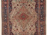 "Target area Rugs 10 X 12 Mohtasham Kashan Central Persian Antique 7 10"" X 12 1"