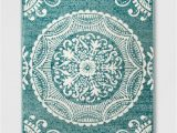 Target Blue and White Rug if You Love Vintage Decor Hurry to Tar to Check Out the