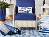 Target Outdoor Rugs Blue Classic Blues and Whites Outdoor Dcor Collection Tar