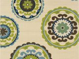 Target Outdoor Rugs Blue oriental Weavers Sphinx Caspian 859j6 Outdoor Rug
