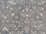 Taupe and Blue Rug Heidelberg Taupe Blue Rug