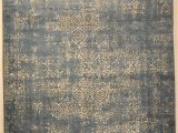 Taupe and Blue Rug Modern Blue Taupe Rug