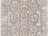 Taupe and Blue Rug Safavieh Patina Ptn316b Taupe Blue area Rug