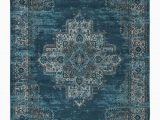 Teal and Blue area Rugs Hemel Power Loomed Blue Teal area Rug