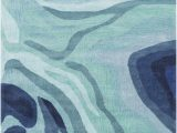 Teal and Blue Rug Surya Pigments Pgm 3003 area Rugs