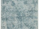 Teal and Blue Rug Yvie Abstract Blue Teal area Rug Burke Decor