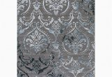 Teal and Gray Bathroom Rugs thema Large Damask Rug In Teal Grey Bed Bath Beyond