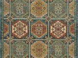"Teal area Rugs for Sale Cordoba 4445 Teal Marrakesh 2 7"" X 8 Ru area Rugs"
