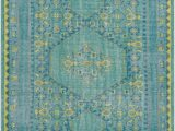 Teal area Rugs for Sale Malina Teal Hand Knotted area Rug