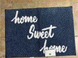Threshold Brand Bath Rugs Threshold Bath Rug 18 X 26 Home Sweet Home