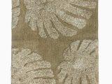Threshold Brand Bath Rugs Threshold Plush Ivory Beige Tufted Leaf Bath Rug Throw Mat 20×34 Walmart Com