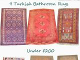 Turkish Rug Bath Mat 9 Turkish Bathroom Rugs Under $200 Design Manifest