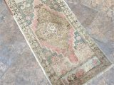 Turkish Rug Bath Mat Door Mat Rug Hallway Rug Small Turkish Rug Bath Mats Rug