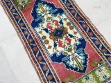 Turkish Rug Bath Mat Turkish Small Rug Vintage Rug Turkish Rug Oushak Rug