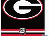 University Of Georgia area Rugs Collegiate University Of Georgia Bulldogs Logo Premium Poster and Poster Mount Bundle Walmart