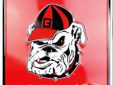 University Of Georgia area Rugs Georgia Bulldog Fans Parking Only Large Metal Sign In 2020
