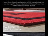 University Of Georgia area Rugs Luxury Sports Rugs Luxurysportsrugs On Pinterest