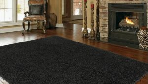 Very Large area Rugs Cheap Shaggy Extra Black area Rug