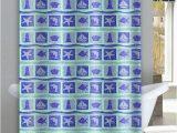 Walmart Bathroom Rugs and towels Beach Dolphin Blue 15 Piece Bathroom Accessory Set 2 Bath Mats Shower Curtain & 12 Fabric Covered Rings Walmart