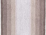 "Walmart Bathroom Rugs and towels Better Homes & Gardens Ombre Cotton Reversible Bath Mat Aquifer 20"" X 30"" Walmart"
