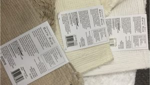 Wamsutta Perfect soft Micro Cotton Bath Rug Wamsutta Perfect soft Micro Cotton 30 Inch X 48 Inch Bath