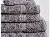 Wayfair Bath towels and Rugs Idaho Falls 6 Piece Cotton towel Set