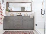 Wayfair Bathroom Rugs and towels Evergreen House Master Bathroom Reveal Juniper Home