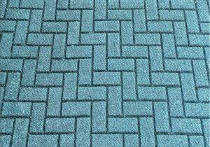 Wayfair Rugs 8×10 Blue Geometric Wool Light Blue area Rug