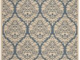 Wayfair Rugs 9×12 Blue Berardi Blue Cream area Rug