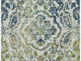Wayfair Rugs Blue Green Anabranch Paisley Green Blue Yellow Cream area Rug