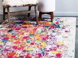 Weisman Red Blue area Rug Hyacinth Multi 9×12 area Rug In 2020