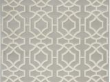 White area Rug with Grey Nourison Joli Imhr2 Grey White area Rug by Inspire Me Home Dcor