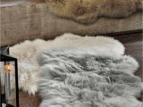 White Faux Fur Bathroom Rug E Must Have to Hygge Up Your Home is soft Cosy Textures