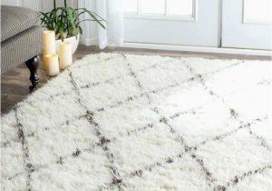 White Fur Bathroom Rugs Big Fluffy Rugs Shaggy for Living Room soft Rug – norme