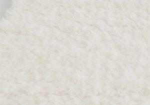 White Fur Bathroom Rugs Very soft and Warm White Fur Rug for A Cozy Bathroom