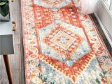 Who Sells Cheap area Rugs Noel orange area Rug