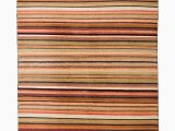 Wool and Silk Blend area Rugs Missoni Wool and Silk Blend Striped Rug 57 X 78 Rugs