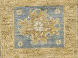 Wool and Silk Blend area Rugs One Of A Kind Modern Wool Silk Blend Hand Knotted area Rug