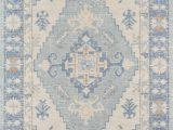 Wool area Rugs Blue Shilou Rug