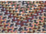 Wool area Rugs Made In Usa Audubon Wool Braided Reversible Rug Usa Made Braided