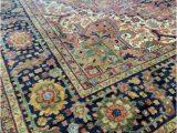Wool area Rugs Made In Usa Karastan 88 X 12 Heriz 726 Wool area Rug Made In Usa Ebay