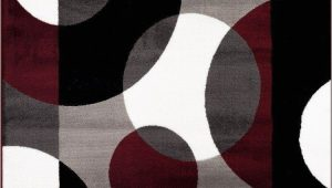 World Rug Gallery Modern Circles area Rug Alpine Modern Circles area Rugs In 2020