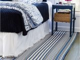 Yellow and White Striped area Rug why I Almost Didn T Get A Bedroom area Rug