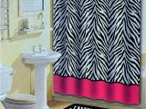 Zebra Print Bath Rug Zebra Curtains Bedroom In 2020 with Images